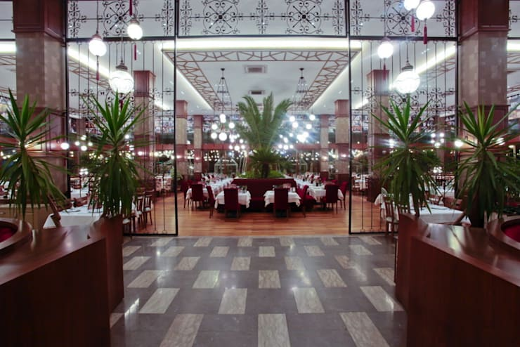 CO Mimarlık Dekorasyon İnşaat ve Dış Tic. Ltd. Şti. – Tavacı Recep Usta II:  tarz