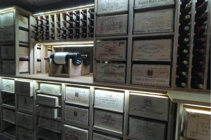 Weinregal Perfect Fit:  Weinkeller von Weinregal-Profi,Klassisch