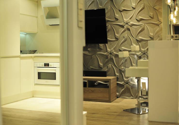 Modern kitchen by k.halemska Modern