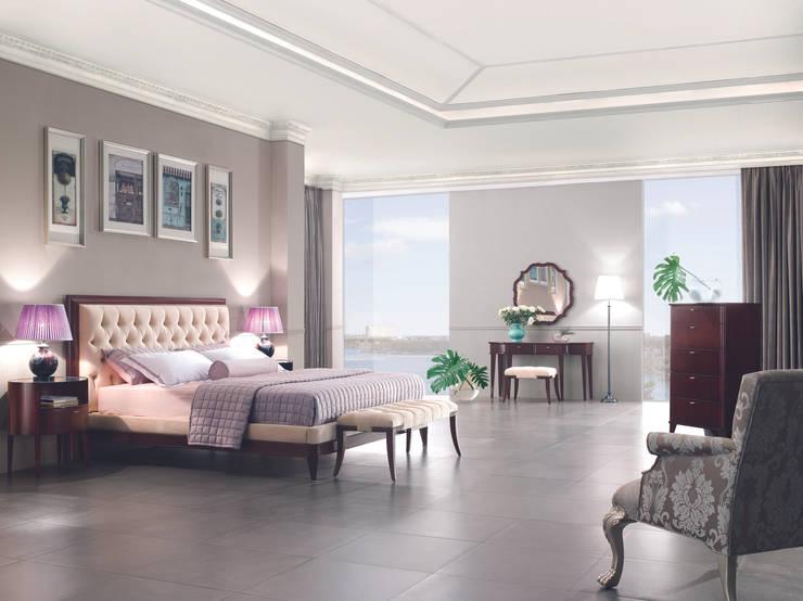 Спальня Mestre: Спальни в . Автор – Fratelli Barri