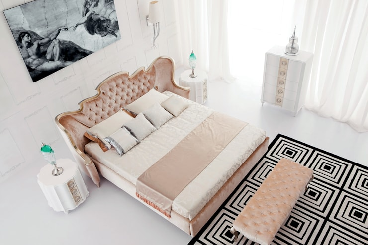 Bedroom by Fratelli Barri