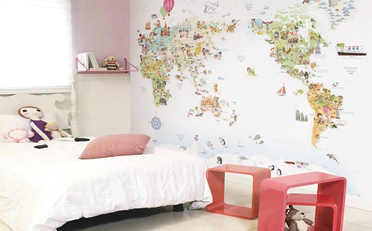 牆壁與地板 by U2
