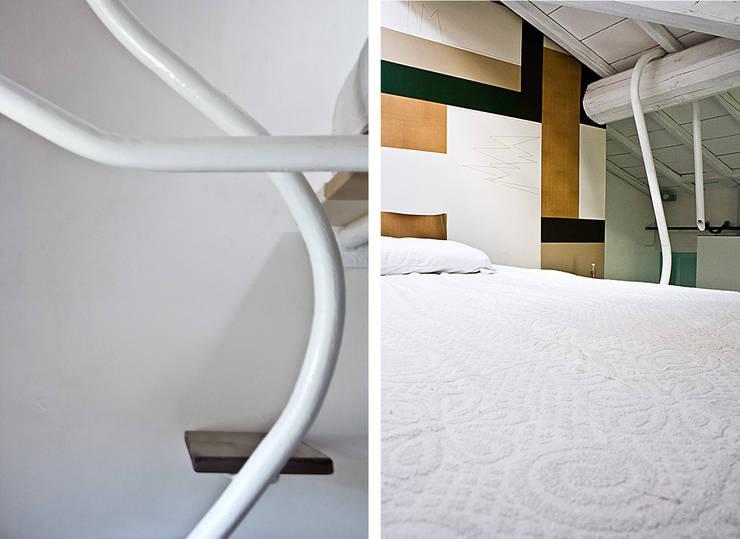 appartamento BONECA_04: Case in stile  di Giannelli+1