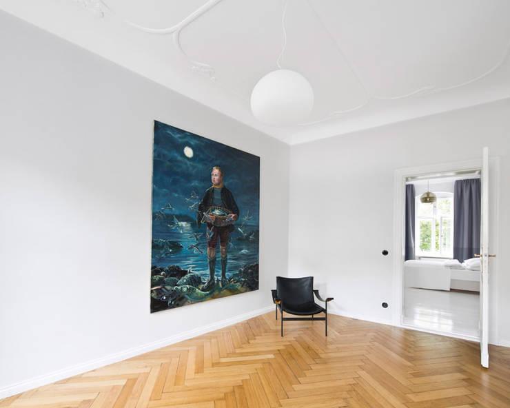 Projekty,  Salon zaprojektowane przez lifelife GmbH