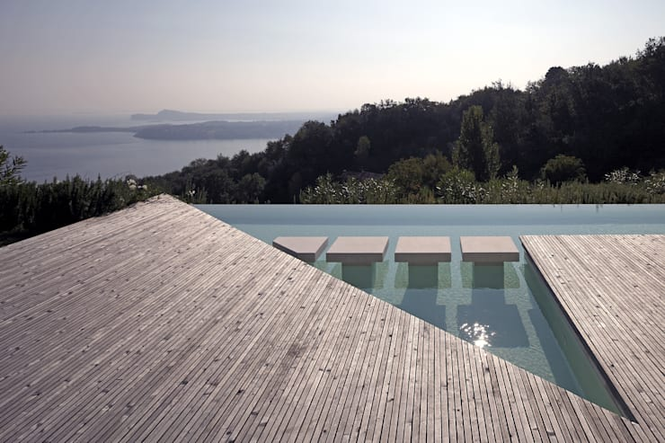 Pool by brandl architekten . bda