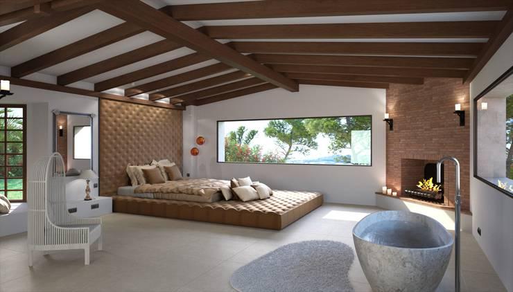 臥室 by Realistic-design