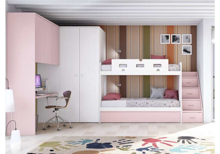 Nursery/kid's room by Toca Fusta