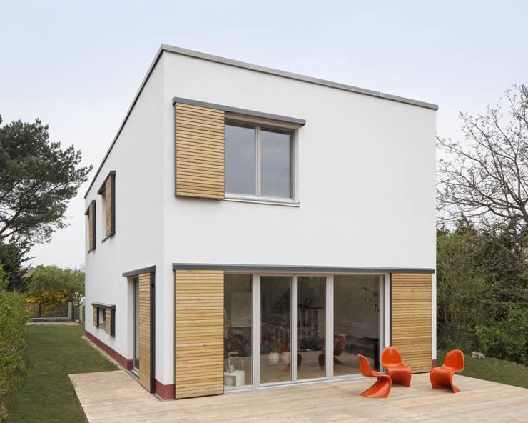 Huizen door Maedebach & Redeleit Architekten