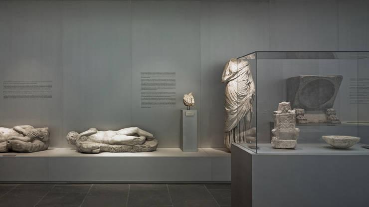 Instalación Museográfica :  de estilo  de Estudio Maria Fraile