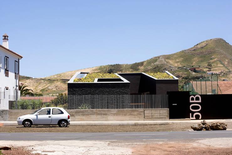 Maisons de style  par equipo olivares