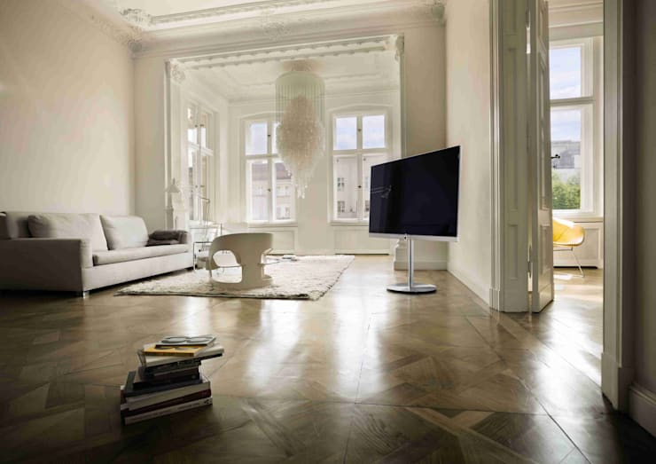 Loewe Technologies GmbHが手掛けた多目的室