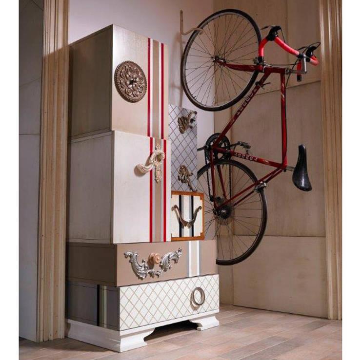 Sinfonier Tetris: Dormitorios de estilo  de Lola Glamour