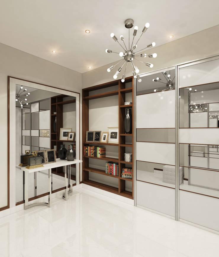 Arbeitszimmer von Студия Искандарова, Modern