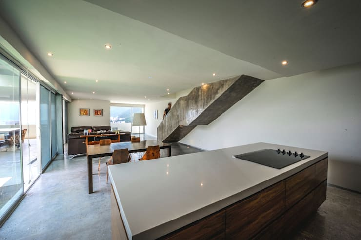 Kitchen by P+0 Arquitectura