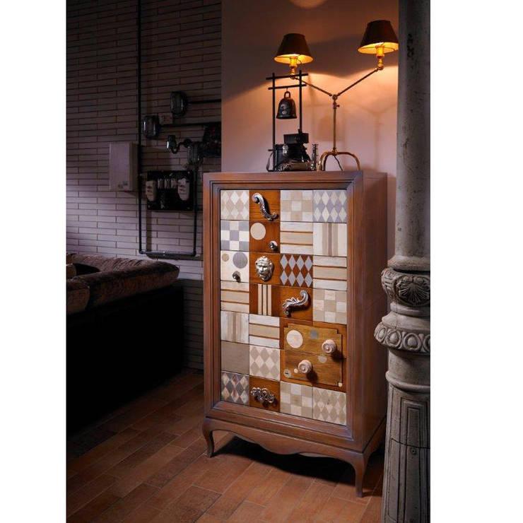 Sinfonier Cibeles: Dormitorios de estilo  de Lola Glamour