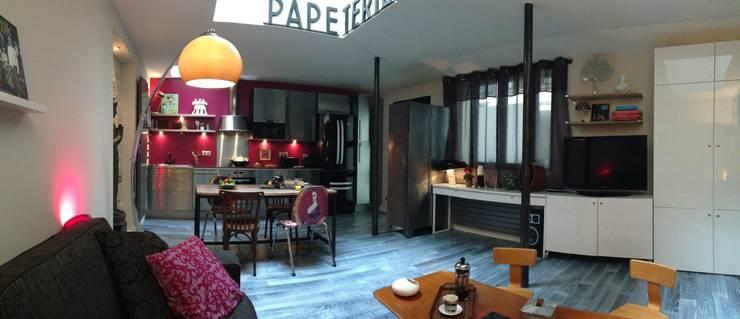 Projet Balinger: Maisons de style  par Padeker