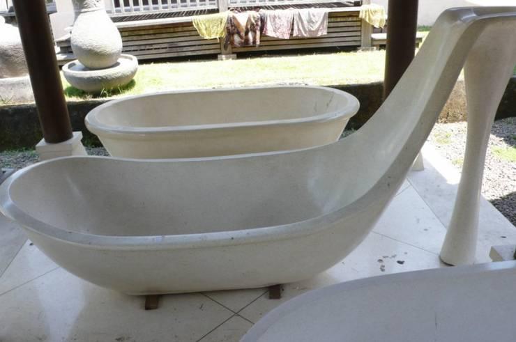 Bañera objecto de tacón : Baños de estilo  de comprar en bali,