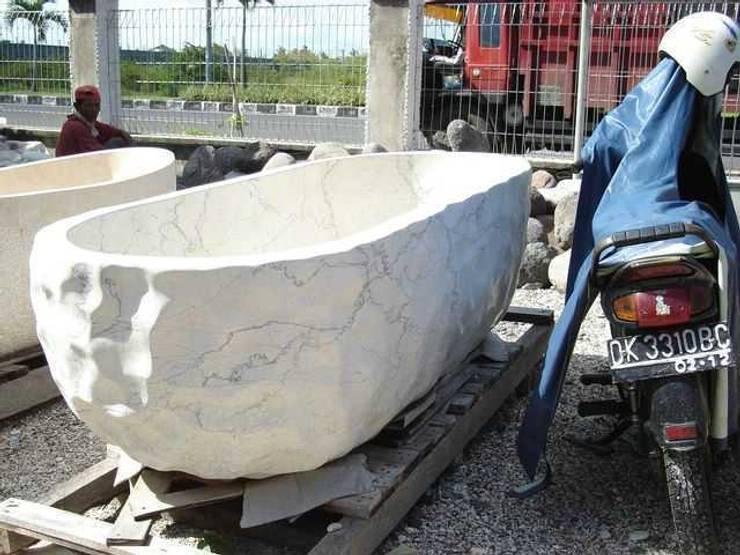 bañera de marmol : Baños de estilo  de comprar en bali,