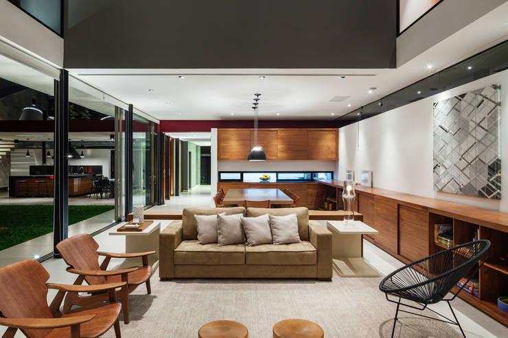 FCstudio: modern tarz Oturma Odası