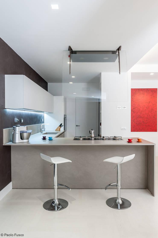 Appartamento a Monteverde: Cucina in stile  di zero6studio - Studio Associato di Architettura