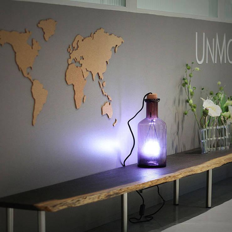 Projet UnMonde: Bureaux de style  par Padeker