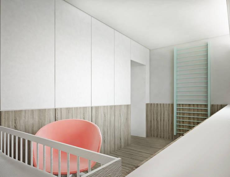 TURBOKOJEC: styl , w kategorii Pokój dziecięcy zaprojektowany przez grupa KMK sp. z o.o