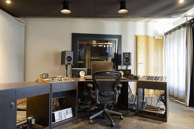 SoundCloud Office:   por Freelancer