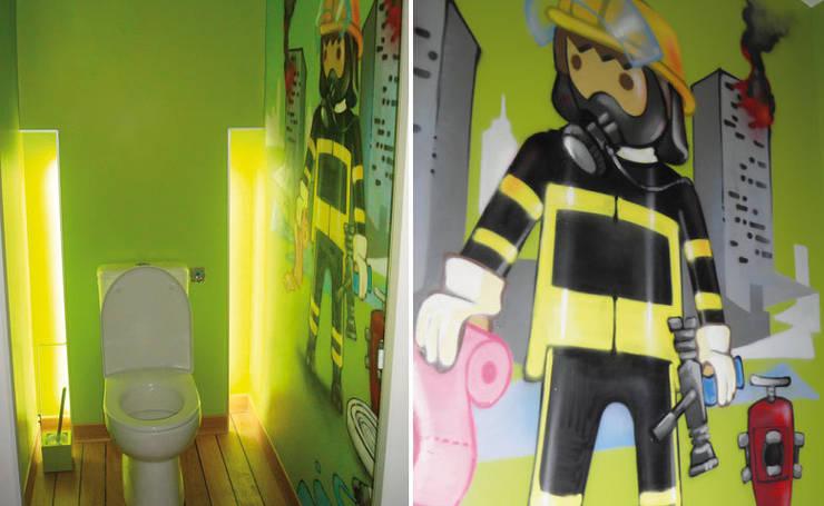 Badezimmer von Popek décoration