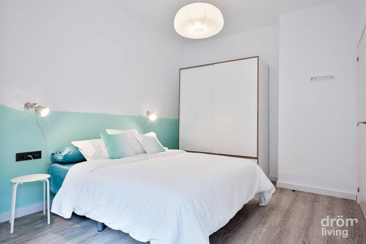 scandinavian Bedroom by Dröm Living