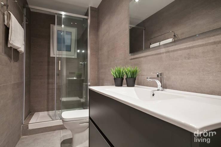 modern Bathroom by Dröm Living