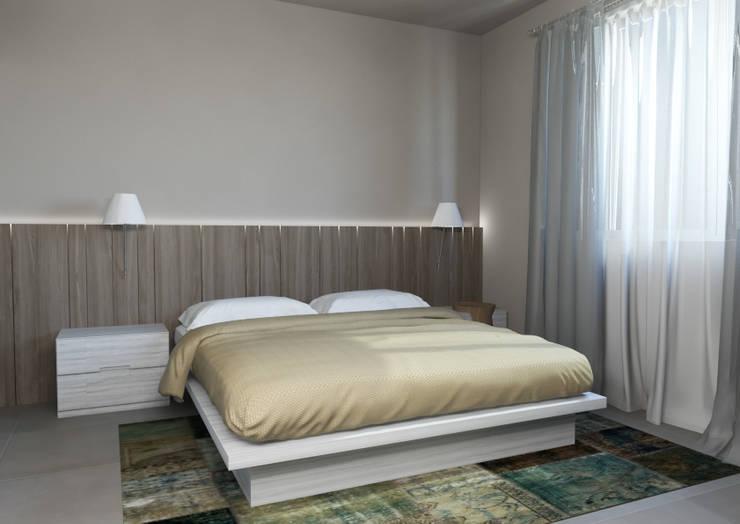 Appartamento a Cesano Maderno: Case in stile  di Architetto ANTONIO ZARDONI