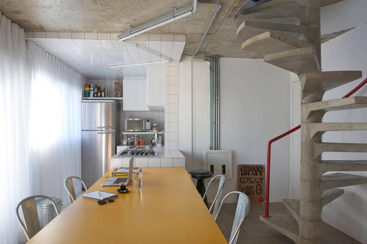 غرفة السفرة تنفيذ Mauricio Arruda Design