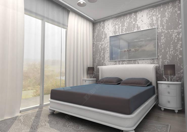 Fabbrica Mobilya – ÖZEL EV TASARIMI:  tarz Yatak Odası