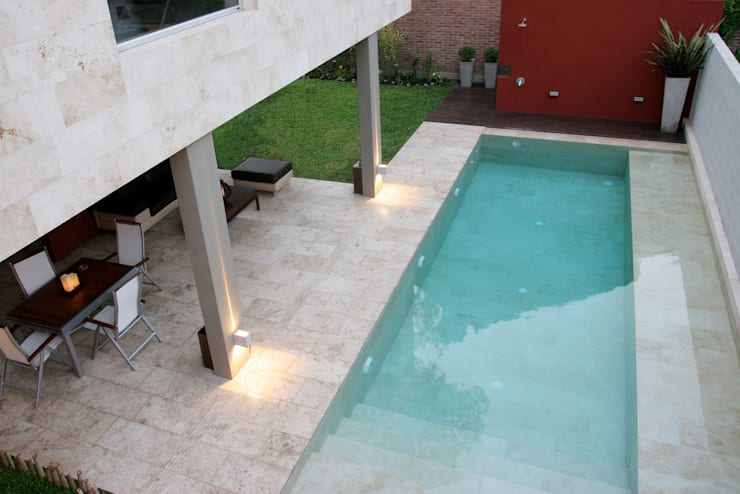 Pool by ESTUDIO GEYA