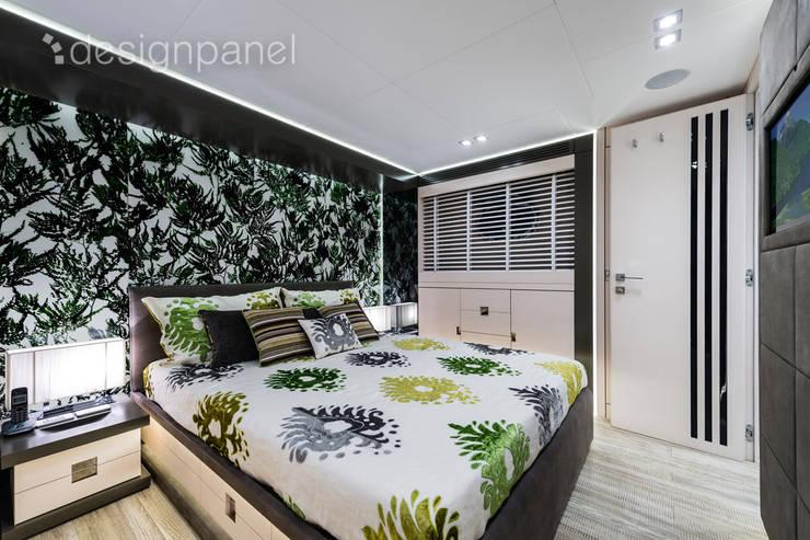 Yacht-Innenausbau: Natur an Bord:  Yachten & Jets von Designpanel - Elements for innovative architecture,