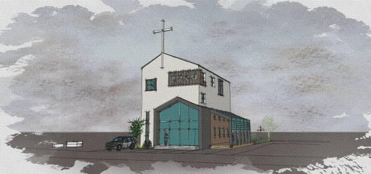 속초 00교회: 건축사사무소 이레EL의