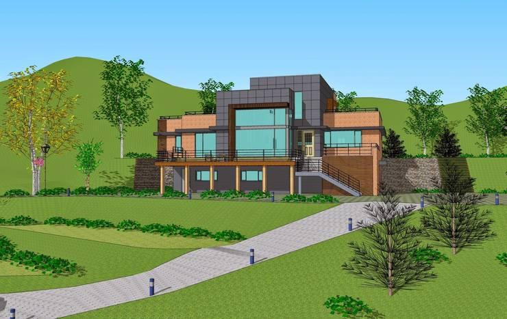 가양리 주택: 건축사사무소 이레EL의
