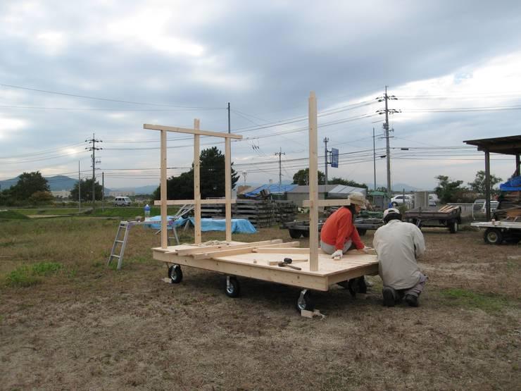 備前福岡『うごくいち』 : 高原正伸建築設計事務所 一級建築士事務所が手掛けたガレージです。