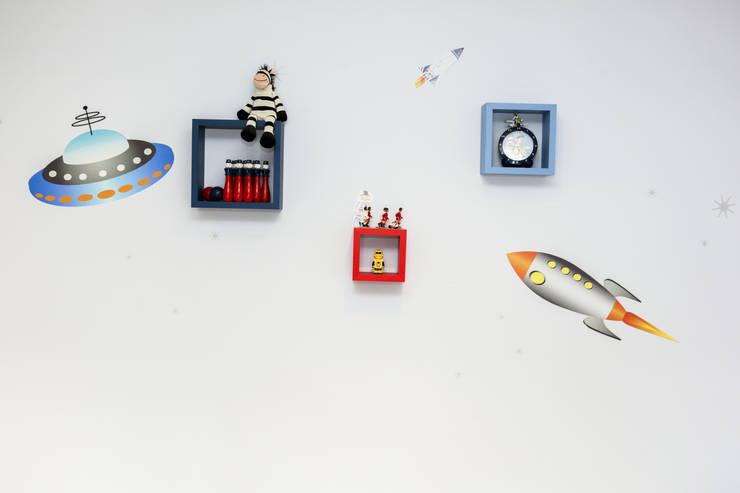 Nursery/kid's room by Roselind Wilson Design