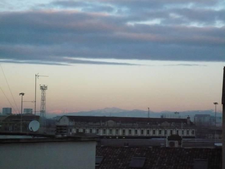 Una Milano con vista :  in stile  di Luca Callegari Architetto / Milano