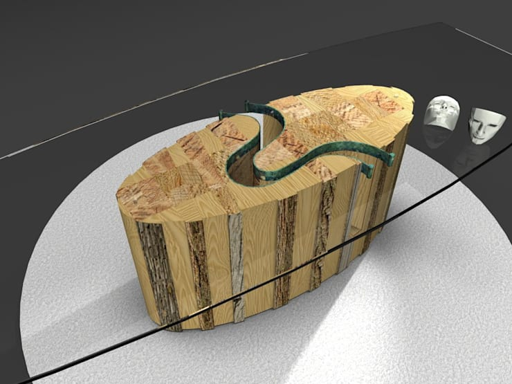 canalgrande:  in stile  di maurizio ferraro, Eclettico