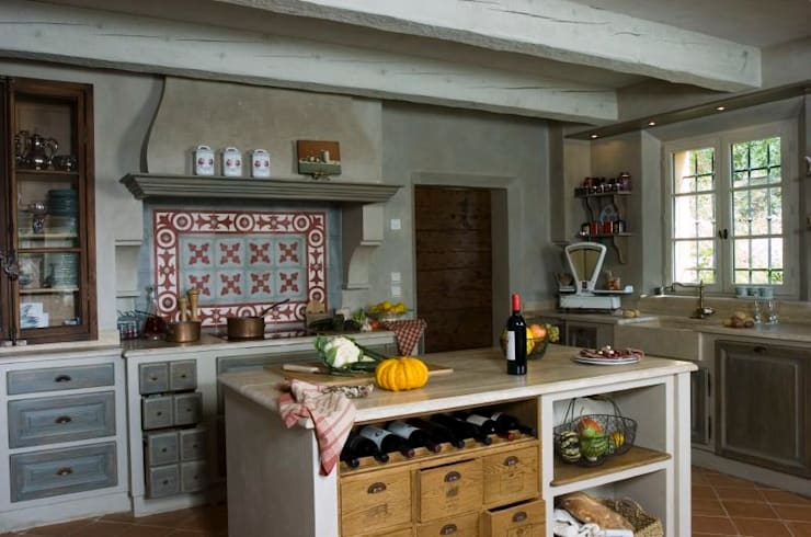 ateliers poivre d'ane:  tarz Mutfak