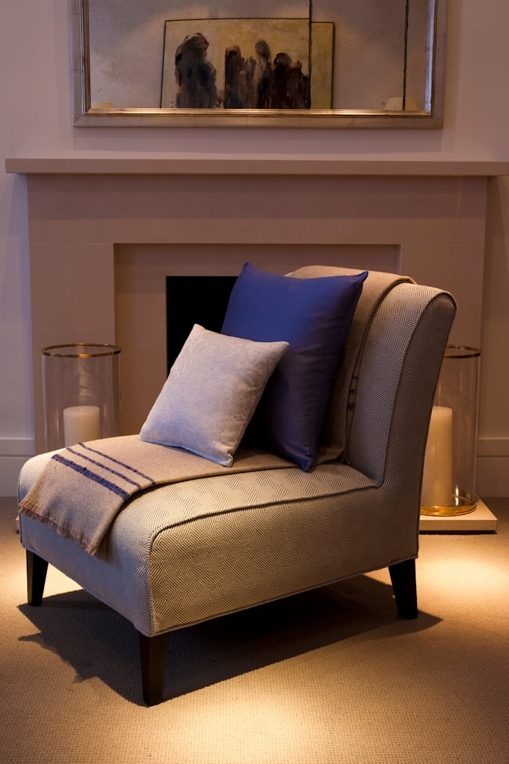 Furniture:  Living room by Roselind Wilson Design