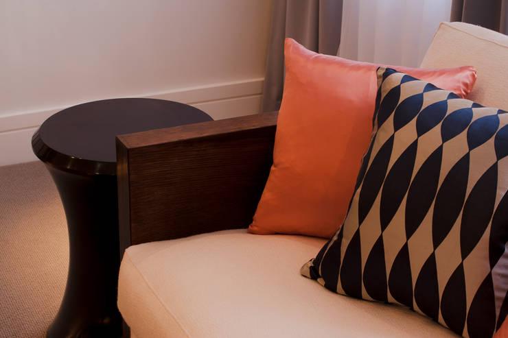 Detail:  Living room by Roselind Wilson Design