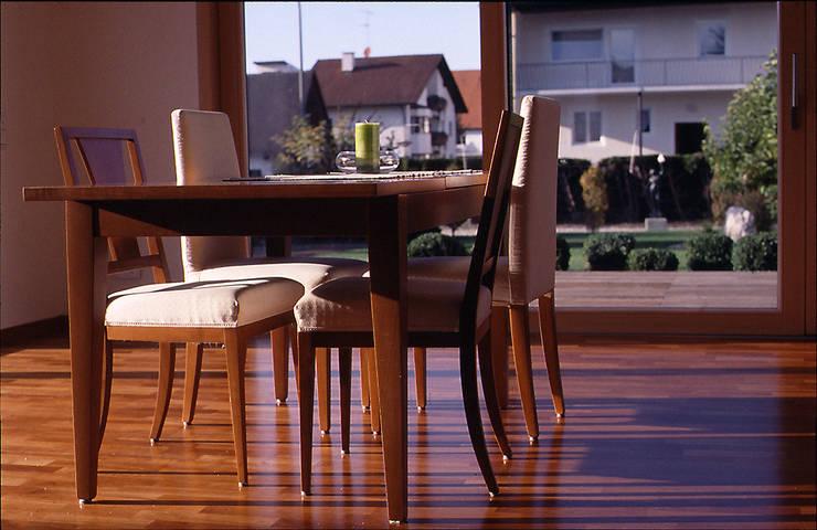 Sala de jantar  por Herzog-Architektur