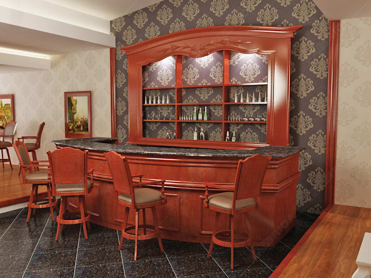 Fabbrica Mobilya – HAŞEMOĞLU İNŞAAT:  tarz Ofis Alanları, Modern