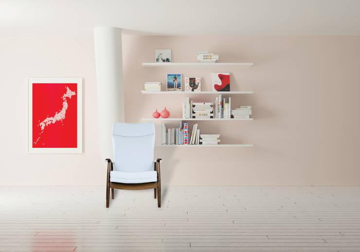 Salas de estilo  por Homara
