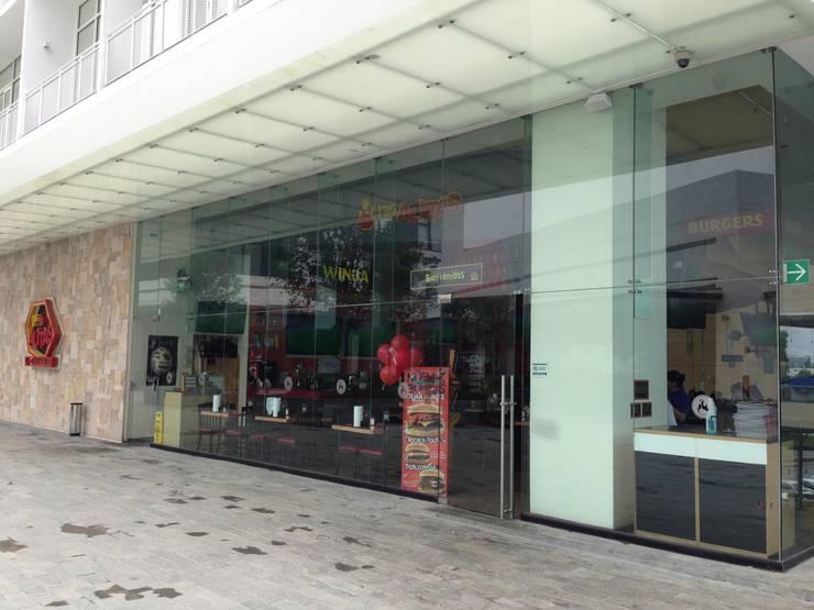 Ladenflächen von TECNOALUM,
