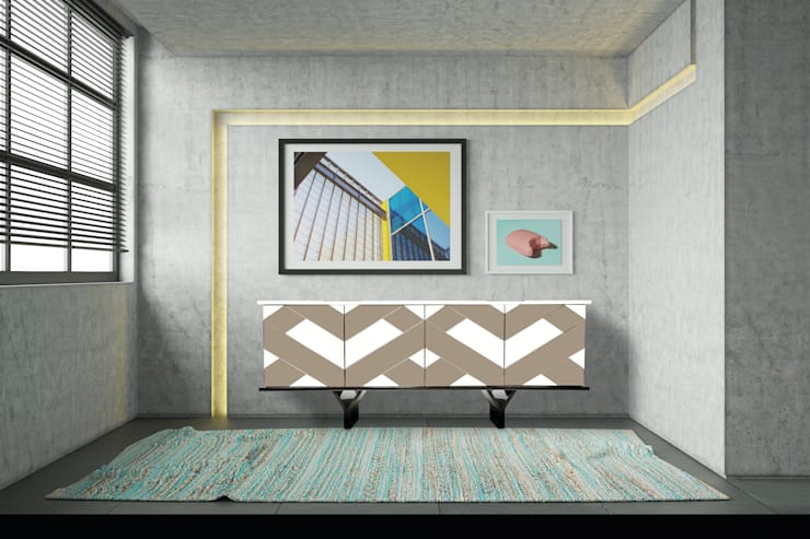 Sala de estar  por Homara