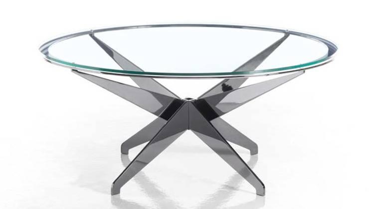 Tavolino Stella:  in stile  di Andrea Casati Design, Moderno